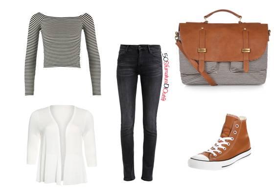 Outfit,per,la,Scuola