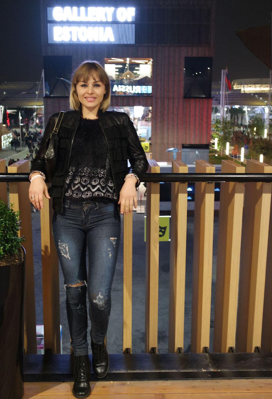 expo blogger