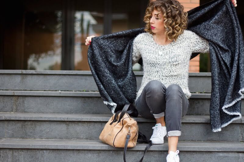 Fashion blogger Nelslicious