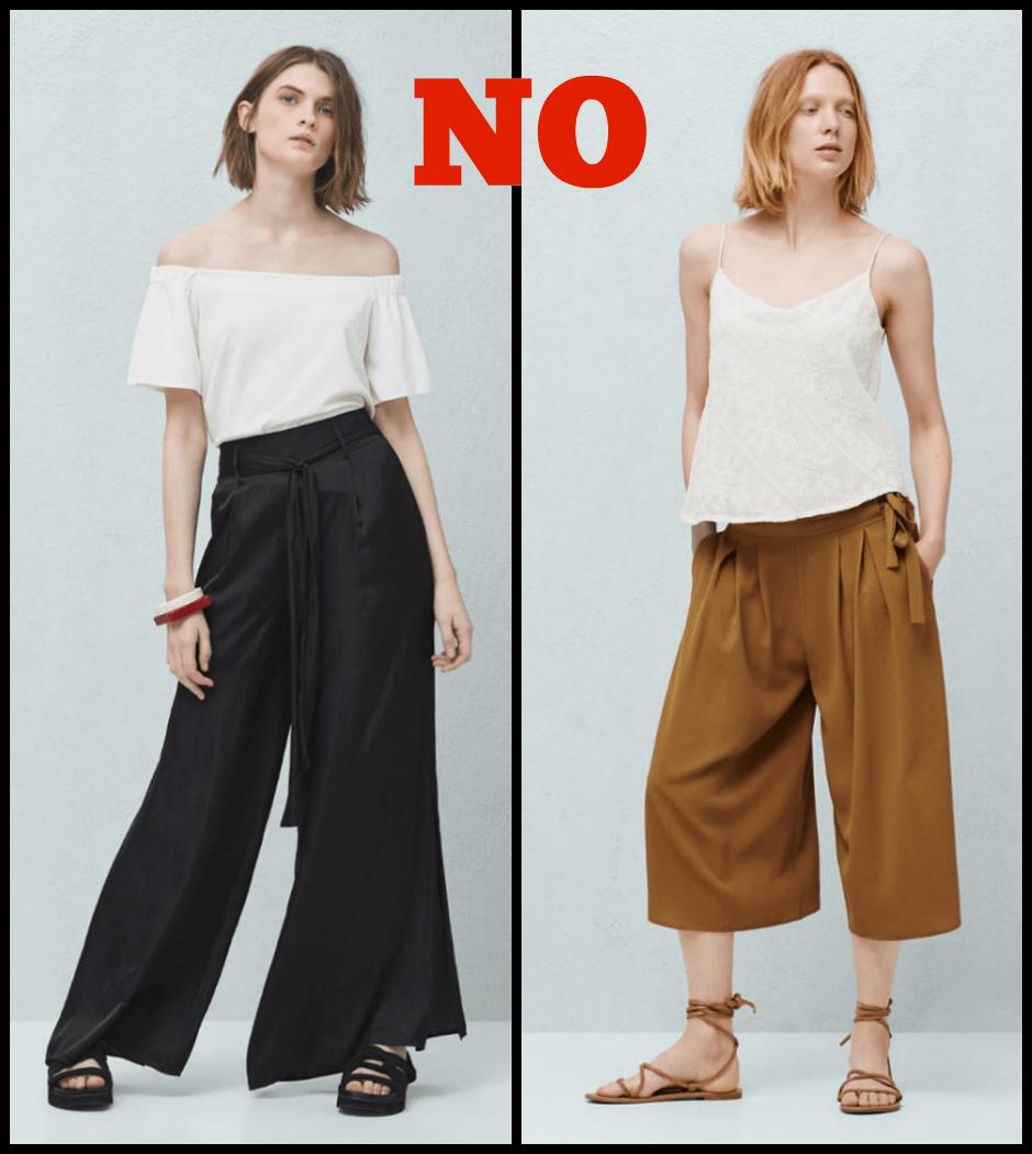 Pantaloni no fisico a fragola