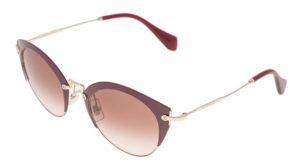 occhiali da sole viso triangolare