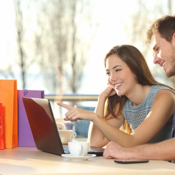 come fare shopping online