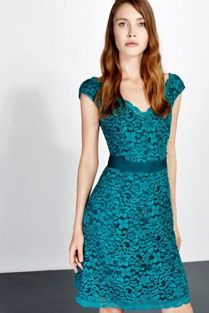 vestito elegante donna pera