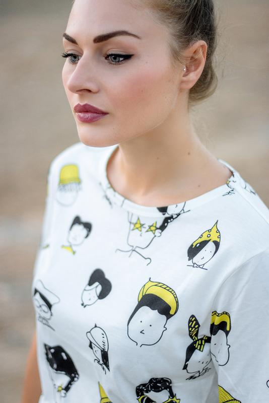 magliette simpatiche ragazza
