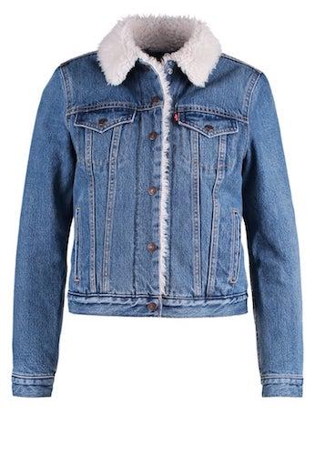 giacca levis montone 2017