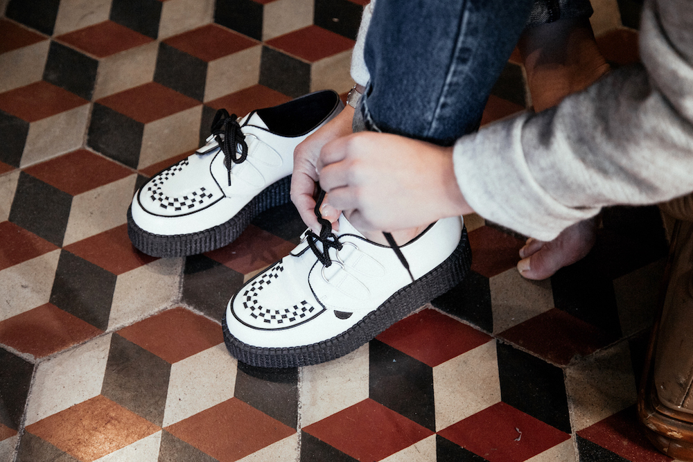 genova scarpe