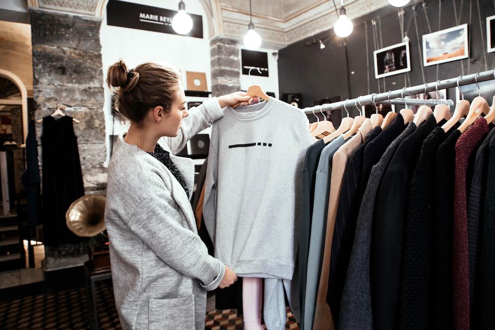 negozio abbigliamento genova