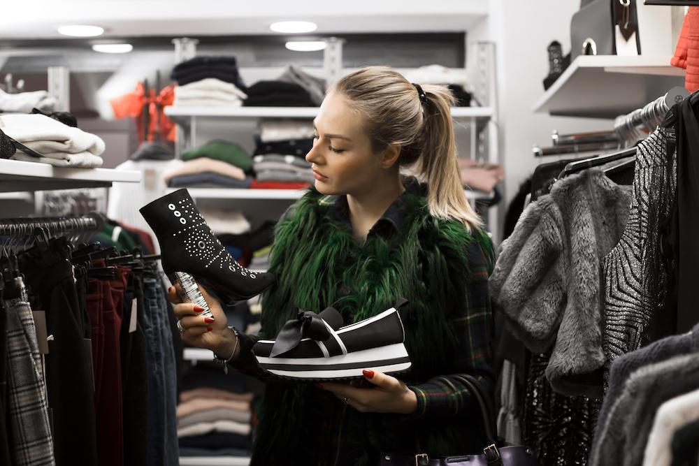 negozio abbigliamento accessori genova