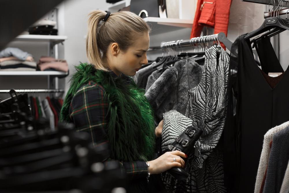 negozio abbigliamento low cost genova