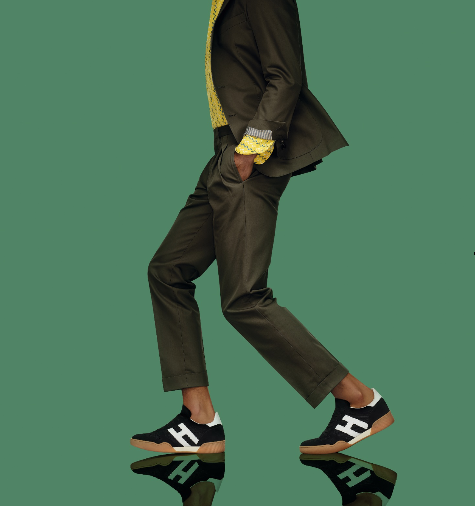 Sneakers uomo Hogan: Interactive, Olympia e Sneakers – H357