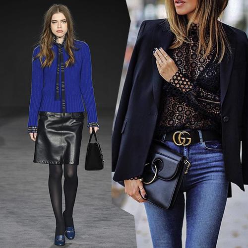 Come abbinare blu e nero: consigli di stile per essere chic