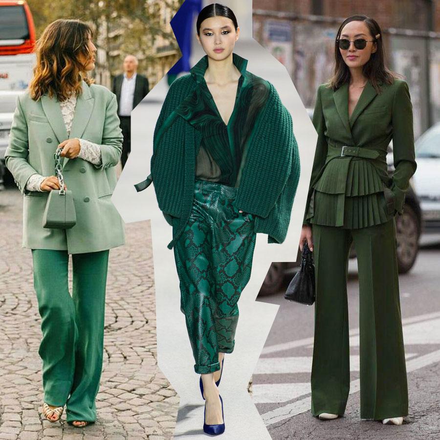 Colori Che Stanno Bene Insieme colori da abbinare al verde: tutte le possibilità per look