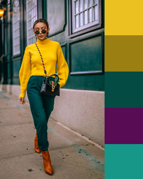 Colori Da Abbinare Al Verde Tutte Le Possibilità Per Look Originali